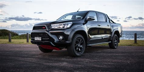 Hilux Toyota 2017 Toyota Hilux Trd Review Caradvice