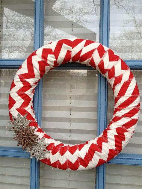 Diy Wreaths For Front Door Festive Front Doors Diy Wreath