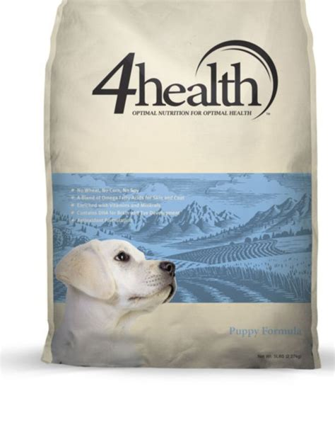 4health puppy 4health puppy formula 5 lb bag tractor supply co