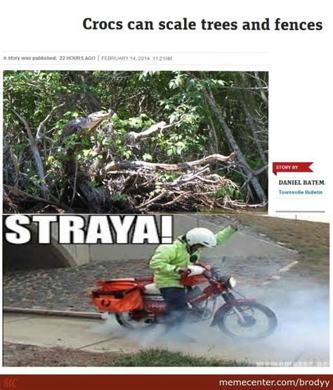 Straya Memes - straya news by brodyy meme center