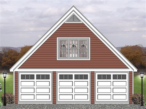 3 Car Garage Plans With Loft by Garage Loft Plans Three Car Garage Loft Plan Offers