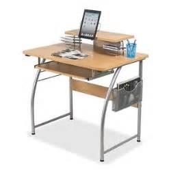 Laptop Computer Desks For Small Spaces Tablet Computer Desks For Small Spaces Compact Desk Home School Laptop Pc Ebay