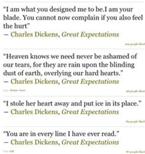 theme quotes in great expectations 1000 images about charles dickens on pinterest great