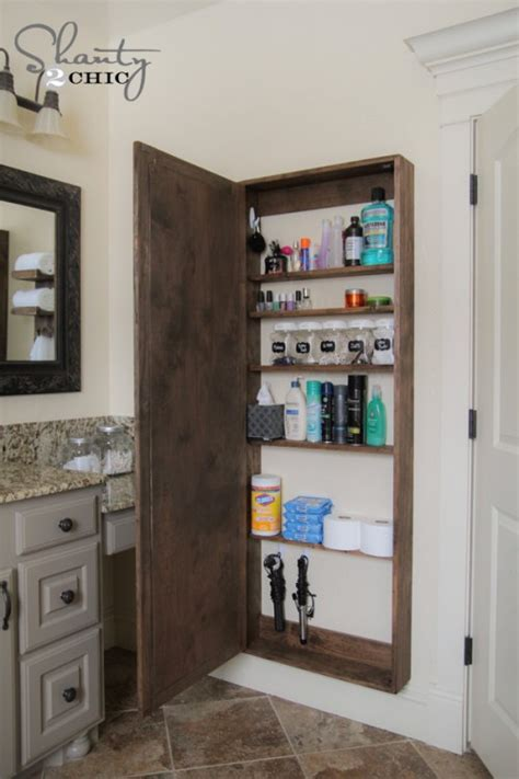 Hang Photos From Wire bathroom organization tips the idea room