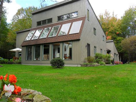 stunning passive solar home for sale in durham maine 66