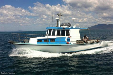 charter boat sales 35 huon pine charter boat quot scandia quot commercial vessels