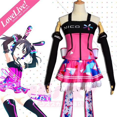 movie fashion clothes japanese anime love live school idol