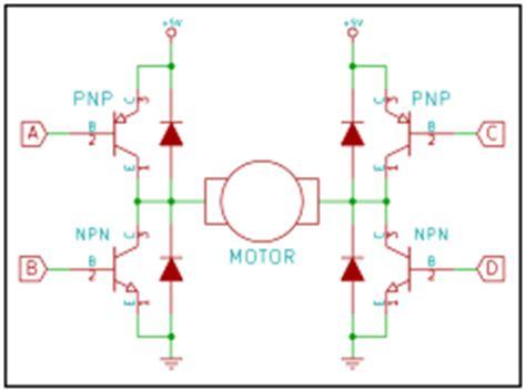 npn transistor h bridge nathandumont h bridge tutorial