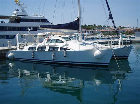 catamaran a vendre espagne achat vente catamarans occasion cat flotteur 44