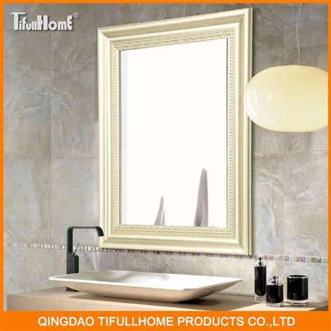 fancy bathroom wall mirrors wall fancy bathroom cosmetic mirror buy bathroom mirror