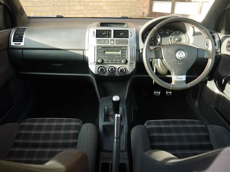 2007 polo 9n3 1 8t gti 3dr silver for sale uk polos net
