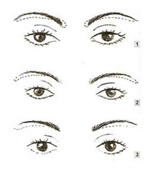 membuat alis yang benar cara memakai alis mata yang benar dan baik tak lebih