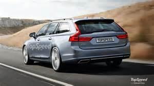 V90 Volvo 2017 Volvo V90 Picture 659695 Car Review Top Speed