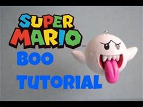 construct 2 tutorial super mario mario king boo polymer clay tutorial nintendo polymer