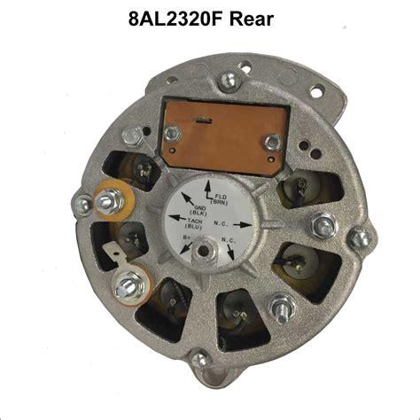 wiring prestolite diagram alternator 6222y ford parts