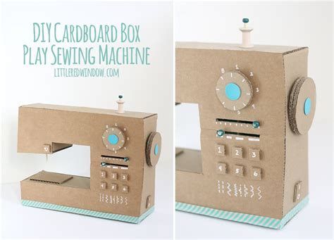 epic cardboard box crafts   rainy day