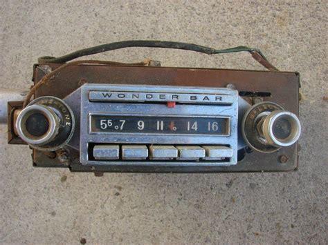 1958 1960 corvette radio corvetteforum chevrolet