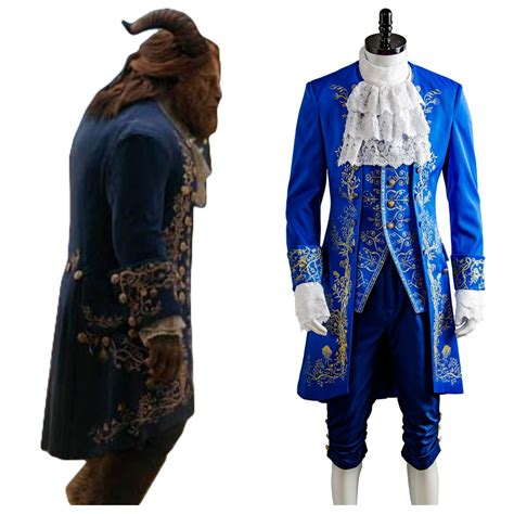 beauty   beast  stevens prince costume cosplay costume