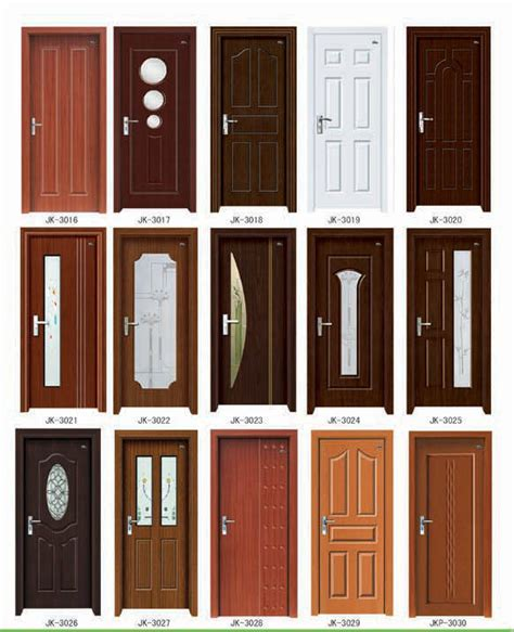 Pvc Exterior Doors Pvc Wood Door Jk 3003 Buy From China Wuyi Jiekai Doors Industry Co Ltd China Zhejiang