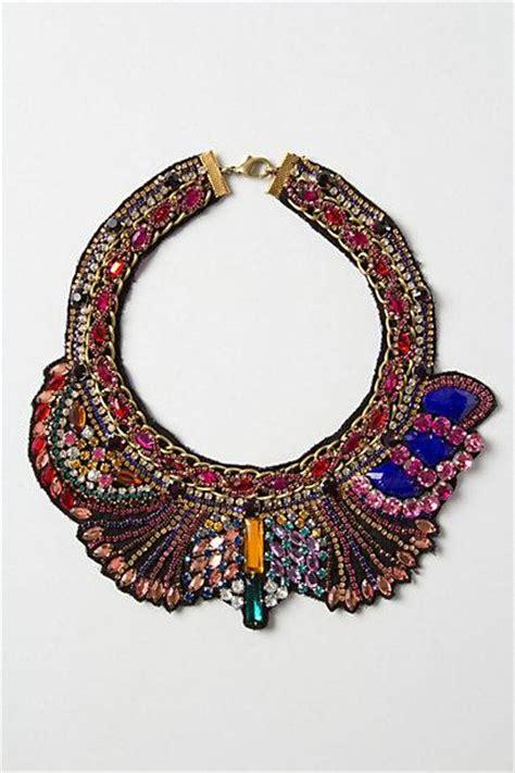 beaded collars bohemian wedding amazing beaded collar 1329249 weddbook