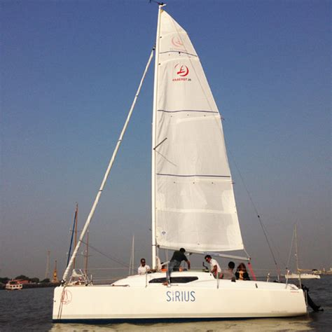 sailing boat price in india sailing at gateway of india mumbai fareast 26 yacht