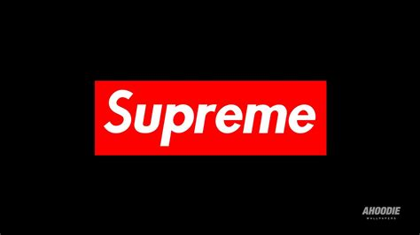 supreme brand supreme brand logo hd wallpapers desktop and mobile