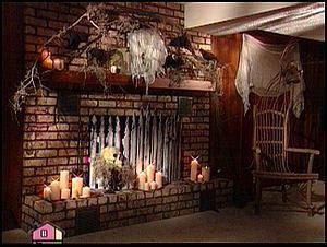 como decorar salon halloween decoraci 243 n del sal 243 n para halloween y ii hogar10 es