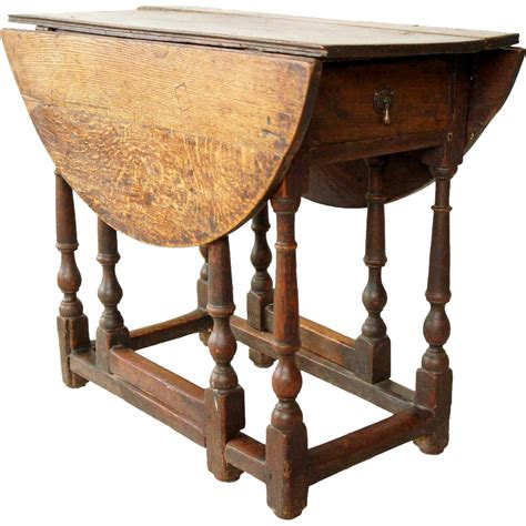 Oak Drop Leaf Table Georgian Oak Drop Leaf Gateleg Table From Eronjohnsonantiques On Ruby