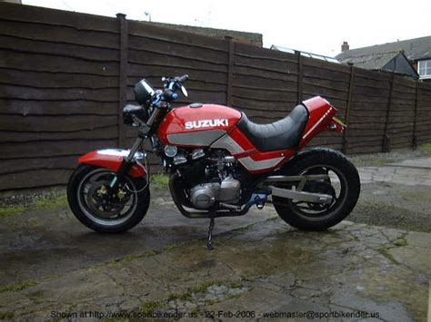 Suzuki Gsx 750 Es Review 1983 Suzuki Gsx 750 Es Moto Zombdrive