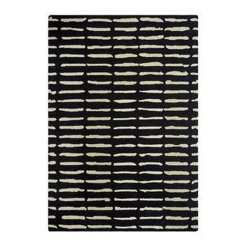 white rug with black lines rugs modern contemporary rugs amara