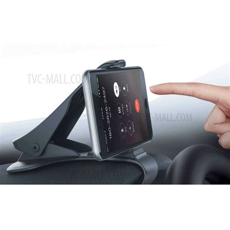 Universal Cl For Smartphone With 025 Inch 4 7cm mate2go universal phone clip holder desk car mount for samsung s8 width 11cm