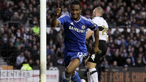 obi mikel goal chelsea blues march on fa cup