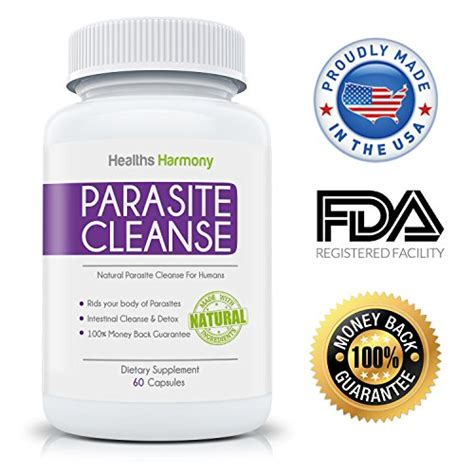 How To Detox Your From Parasites by Powerful Parasite Cleanse For Humans Cleanses Your