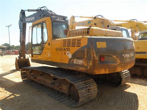volvo ec210blc volvo ec210blc hydraulic excavator