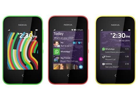 Hp Nokia Asha Malaysia nokia asha 230 dual sim price in malaysia specs technave
