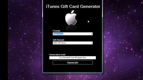Itune Gift Card Generator No Survey - free itunes gift cards no surveys no generator