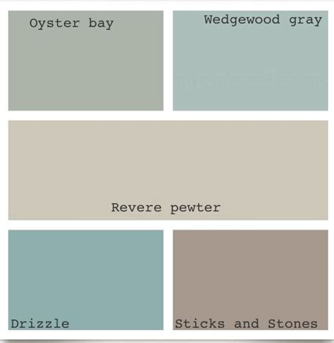 colors with names sw and benjamin colors new house pewter paint colors