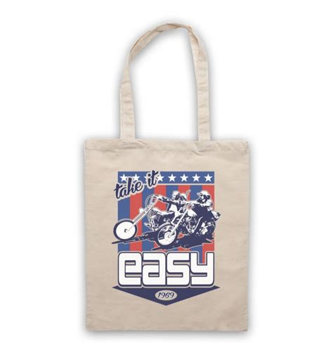 Take It Easy Handbag From by Easy Rider Take It Easy Tote Bag