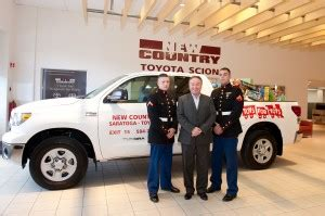 New Country Toyota Saratoga New Country Community 187 Annual Toys For Tots Toytundra