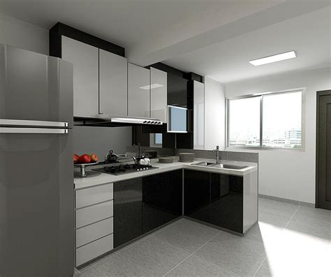 Kitchen Cabinets Singapore | modern kitchen designer singapore