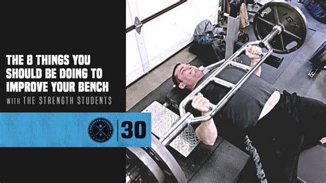 what should my bench max be 30 the 8 things you should be doing to improve your bench