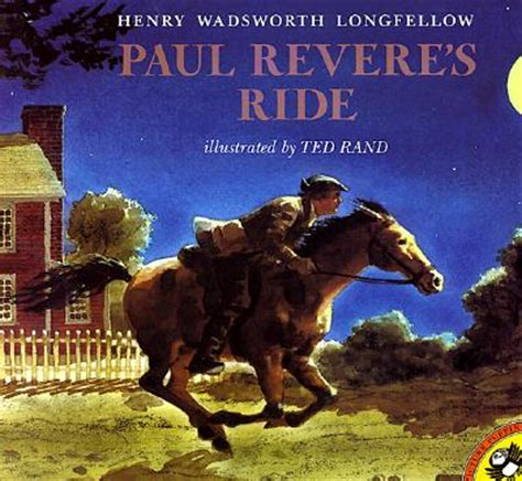 a picture book of paul revere paul revere s ride paperback winchester book gallery