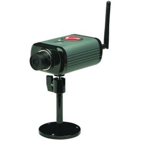 intellinet wireless cmos ip bullet shaped surveillance