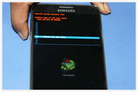 reset on samsung note 3 how to factory reset hard reset samsung galaxy note 3 sm n9005