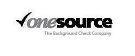 One Source Background Check Onesource The Background Check Company Reviews Brand Information One Source The