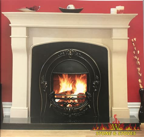 Montpellier Fireplaces by Montpellier Surround Only Stoves