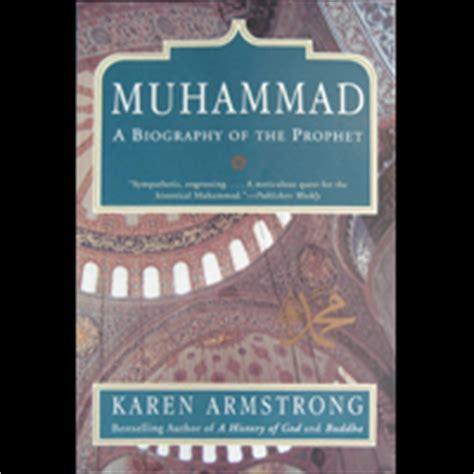 muhammad biography prophet karen armstrong pdf spiritual biographies and autobiographies