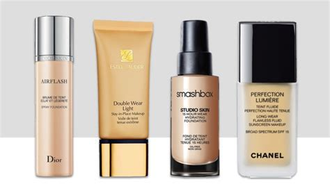 9 Best Waterproof Foundation Makeup for Summer Swimming or