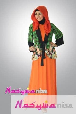Atasan Cantik Pk 22 model baju muslim gamis modern untuk remaja 2018 keren