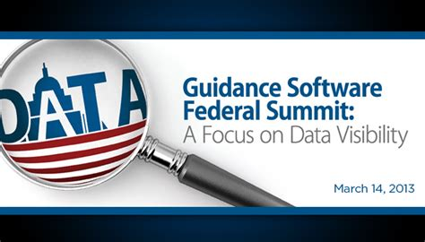 guidance software federal summit microtech